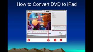 How to easy convert/play DVD on iPad with DVD to iPad 2 Converter