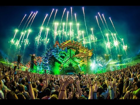Defqon.1 Weekend Festival 2016 | Official Saturday Endshow (видео)