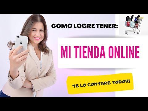 , title : 'Cómo cree mi Tienda Virtual I ¡Les cuento todos los detalles y consejos para crear la de ustedes!'