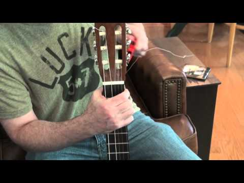how to change guitar strings classical guitar the music composition blog. Black Bedroom Furniture Sets. Home Design Ideas