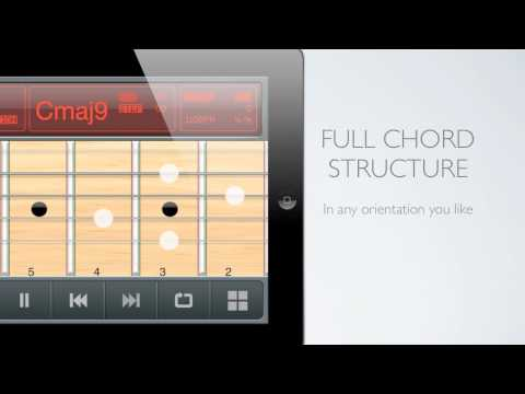 Guitar Chord Pro for iOS
