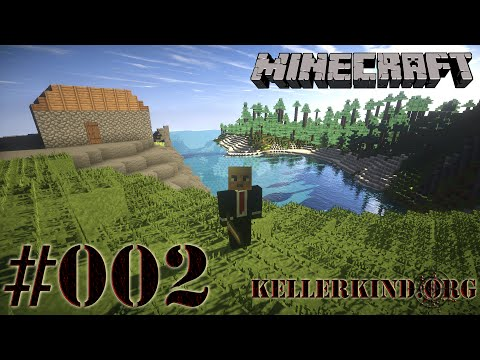 Minecraft: I will survive #002 - Schutz in der Nacht ★ Let's Play Minecraft [HD|60FPS]
