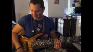 live and die in LA 2Pac Bass Cover