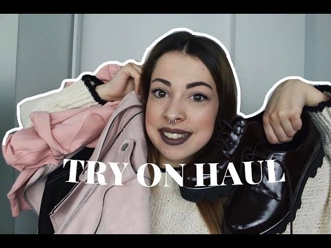 SUPER TRY ON HAUL                       |Sara Novem