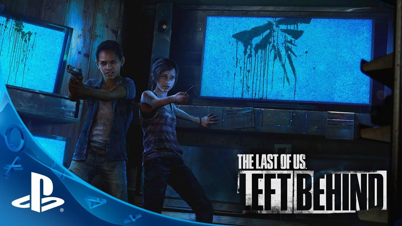 The Last of Us: Left Behind ya está disponible