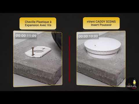 Insert Poussoir - Longueur 30 mm - Diamètre perçage 6 mm