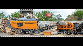Doppstadt INVENTHOR TYPE 6 - Der neue Maßstab für wirtschaftliches Zerkleinern - Deutsch