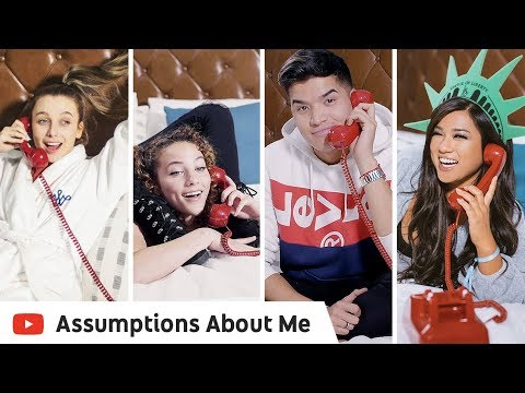 Assumptions About Me   YouTube Creator Summit Edition