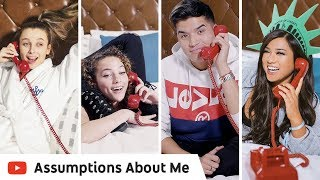 Assumptions About Me | YouTube Creator Summit Edition