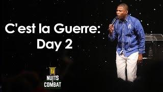 Pasteur Gregory Toussaint | 7 Nuits de Combat | C'est la Guerre 2 | Tabernacle de Gloire
