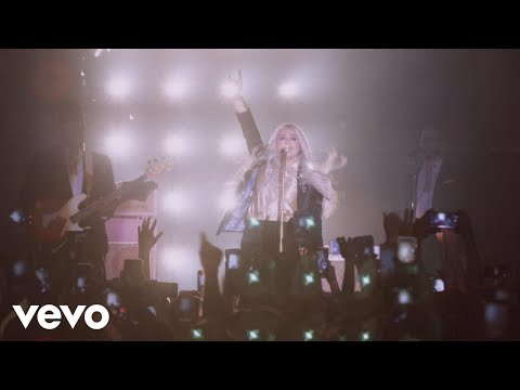 Kesha - Woman (Live Video)