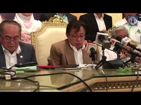 BN Sarawak dibubarkan mulai hari ini