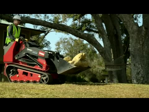Toro Dingo - The Strongest Compact Utility Loader Lineup