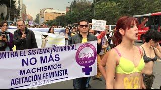 La marcha de las putas en Colombia