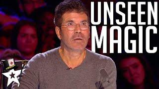 UNSEEN MAGIC AUDITIONS on Britain's Got Talent 2020 | Magicians Got Talent