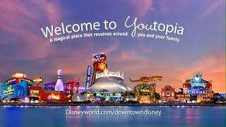 WDW   Resort TV   Downtown Disney Info Channel 2015   HD Direct Capture