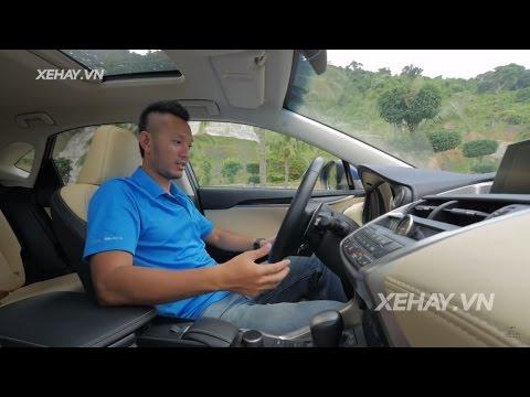 Đánh giá xe Lexus NX200t - Hành trình Sài Gòn-Đà Nẵng
