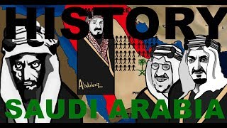 History Of Saudi Arabia (House Of Saud)