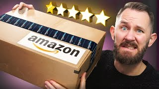 Unboxing 10 of the WORST RATED Products on Amazon!