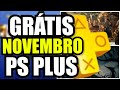 Oficial Jogos Gr tis Da Playstation Plus Novembro 2020