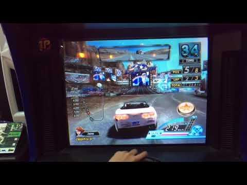 Sega Race TV - Versus Mode - смотреть онлайн на Hah Life