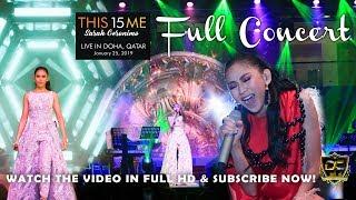 Sarah G Full Doha, Qatar Concert Coverage [HD]