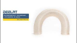 Polyurethane Duct - Polyurethane – 2.76