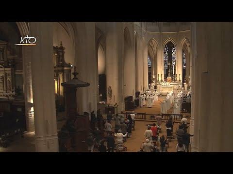 Vêpres et messe du 5 septembre 2020 à St-Gervais