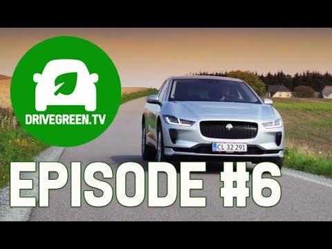 Jaguar I-PACE - British Racing Green?