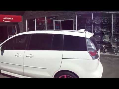 HILLYARD CUSTOM RIM& TIRE MAZDA 5 PINK WHEELS CUSTOM WHEELS