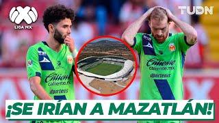 ¡Monarcas cambia de sede! Mazatlán sería el destino | TUDN