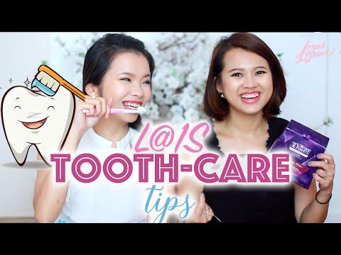 Chăm Sóc & Làm Trắng Răng // ToothCare Tips