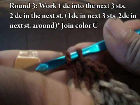 ayuda quiero tejer gorro tam(rasta) a crochet!!!?   Yahoo Respuestas