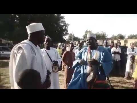 YAN GAMBARA SUNAYIWA)(GOVERNOR GANDUJE WAKAR KACHI TALIYAR KATSHE