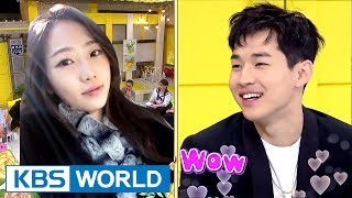 """Henry, """"Roy Kim's sister is my ideal type'"""" Happy Together / 2017.05.25]"""
