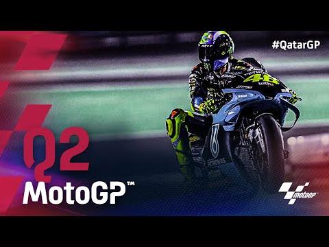 MotoGP 2021 第1戦カタールGP Q2のラスト5分のタイムアタック合戦動画