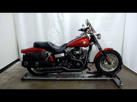 2013 Harley-Davidson Dyna® Fat Bob® in Eden Prairie, Minnesota - Video 1