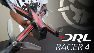 1kg Race Drone!? – DRL Racer 4... Can It Freestyle?