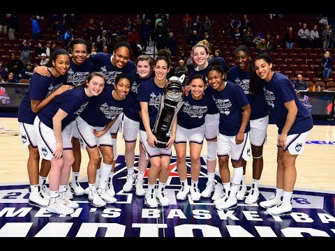 2018 Women's Basketball Championship Highlights - #1 UConn 70, #25 USF 54