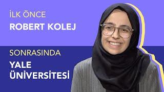 Robert Koleji Ardından, Yale Üniversitesi!