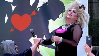 Surprise Gay Marriage Proposal · East Point Possums Show 2015 · Atlanta Drag Queen Show