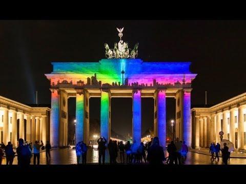 德國藝術節 柏林燈光節 Berlin Festival of Lights