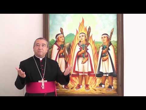 Decretos del Santuario de los Niños Mártires Tlaxcaltecas y Año Jubilar