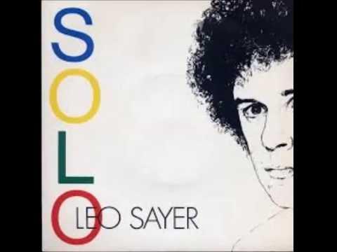 Leo Sayer - Solo
