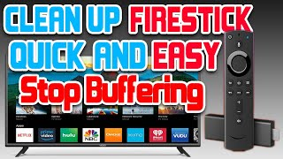 Amazon Fire Stick Buffering | FIX BUFFERING FOR GOOD **NEW