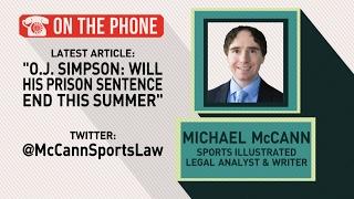 Gottlieb: Michael McCann talks O.J. Simpson