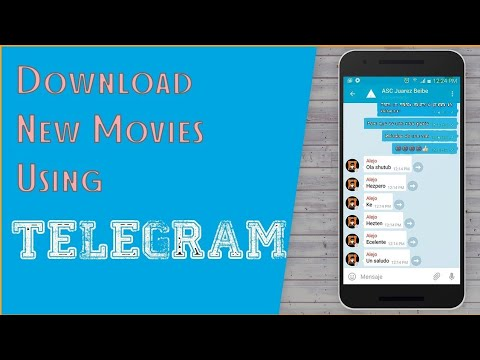 DOWNLOAD MOVIES FROM TELEGRAM(FREE👍)