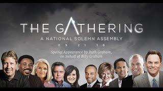 The Gathering & Word Explosion Conferences 2016 - False Unity, Fake Peace & Ecumenical Church Rising