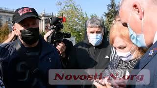 Сенкевич предположил, что его избиратели не принесут ему «даже сухарика в тюрьму». ВИДЕО