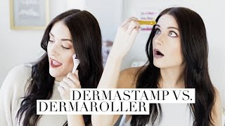 Dermastamp vs. Dermaroller | What is Microneedling?